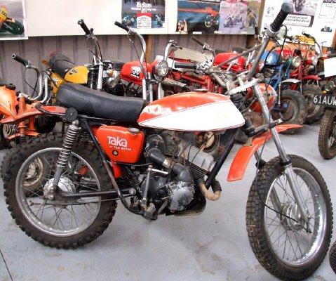 Asian motorcycle motors